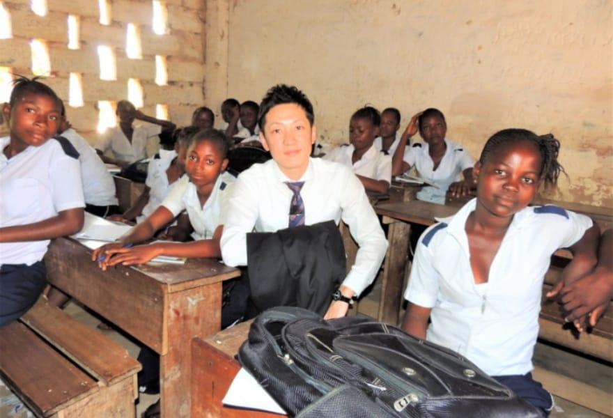 コンゴ医療支援|認定NPO法人 BRIDGE(ブリッジ)